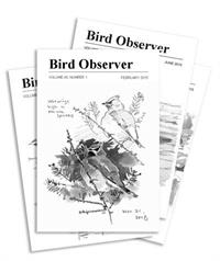 Back Issues of Bird Observer